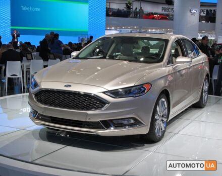 купити нове авто Форд Мондео 2020 року від офіційного дилера Авто-Альянс FORD Форд фото