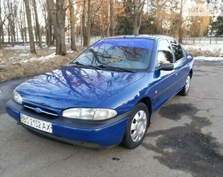 Синий Форд Мондео, объемом двигателя 1.8 л и пробегом 350 тыс. км за 2300 $, фото 1 на Automoto.ua