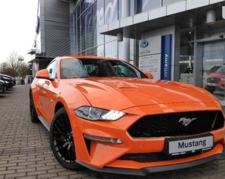 купить новое авто Форд Мустанг ГТ 2021 года от официального дилера Авто-Альянс Форд фото