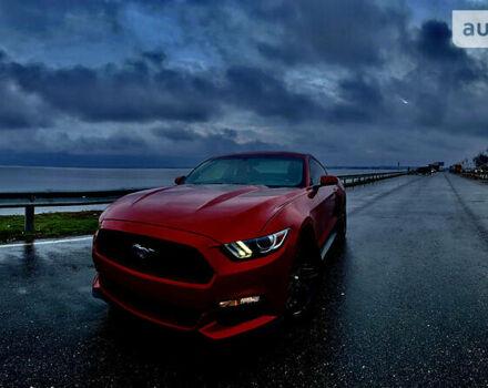 Красный Форд Мустанг, объемом двигателя 3.7 л и пробегом 35 тыс. км за 22500 $, фото 1 на Automoto.ua