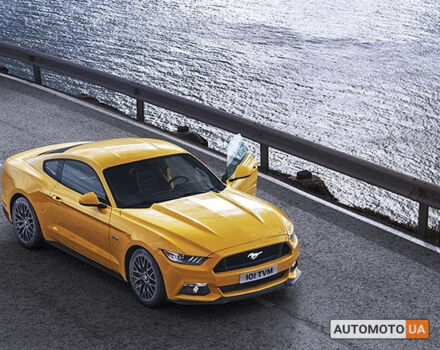 Форд Мустанг, об'ємом двигуна 2.3 л та пробігом 0 тис. км за 48553 $, фото 1 на Automoto.ua