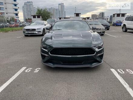 Зелений Форд Мустанг, об'ємом двигуна 5 л та пробігом 2 тис. км за 55000 $, фото 1 на Automoto.ua