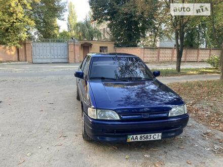 Синий Форд Орион, объемом двигателя 1.4 л и пробегом 300 тыс. км за 1500 $, фото 1 на Automoto.ua