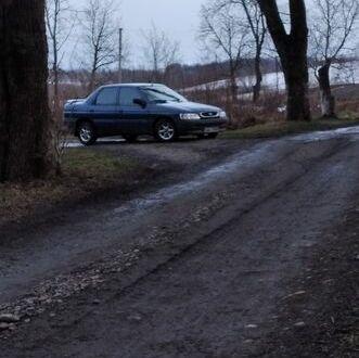 Синій Форд Оріон, об'ємом двигуна 1.6 л та пробігом 10 тис. км за 2200 $, фото 1 на Automoto.ua