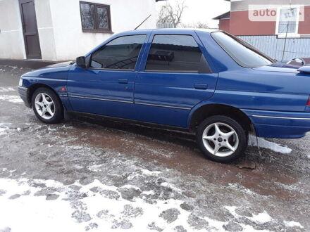 Синий Форд Орион, объемом двигателя 0 л и пробегом 200 тыс. км за 2250 $, фото 1 на Automoto.ua