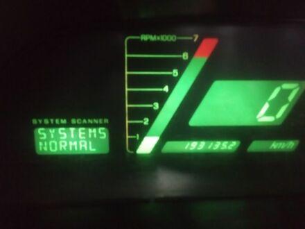 Белый Форд Проба, объемом двигателя 2.2 л и пробегом 200 тыс. км за 2200 $, фото 1 на Automoto.ua