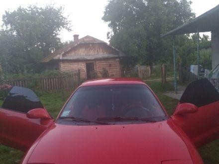 Красный Форд Проба, объемом двигателя 2 л и пробегом 100 тыс. км за 4000 $, фото 1 на Automoto.ua