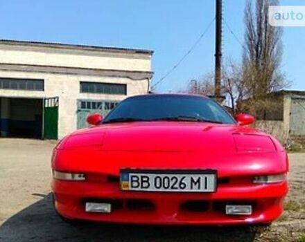 Красный Форд Проба, объемом двигателя 2 л и пробегом 120 тыс. км за 4300 $, фото 1 на Automoto.ua