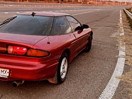 Красный Форд Проба, объемом двигателя 2 л и пробегом 200 тыс. км за 4200 $, фото 1 на Automoto.ua