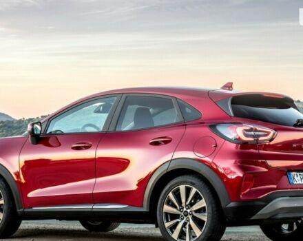 купить новое авто Форд Пума 2020 года от официального дилера БРИСТОЛЬ-АВТО Форд фото