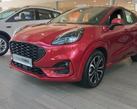 купить новое авто Форд Пума 2020 года от официального дилера Фрунзе-Авто Форд фото