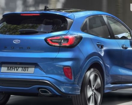 купить новое авто Форд Пума 2020 года от официального дилера АВТОПАЛАЦ ТЕРНОПІЛЬ Форд фото