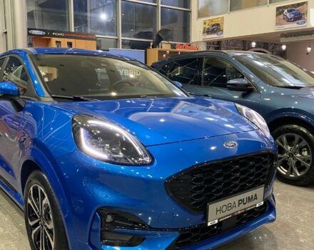 купити нове авто Форд Пума 2020 року від офіційного дилера Автомир Форд фото
