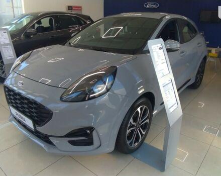 купити нове авто Форд Пума 2020 року від офіційного дилера МОТОРКОМ + Форд фото