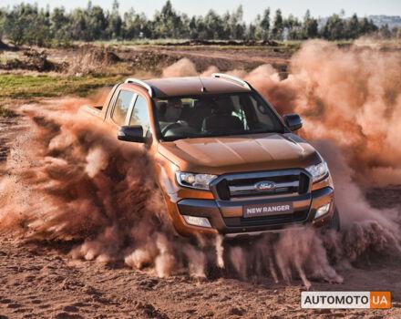 Форд Рейнджер, объемом двигателя 2.2 л и пробегом 0 тыс. км за 35330 $, фото 1 на Automoto.ua