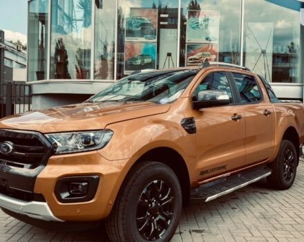 купить новое авто Форд Рейнджер 2021 года от официального дилера Автомир Форд фото