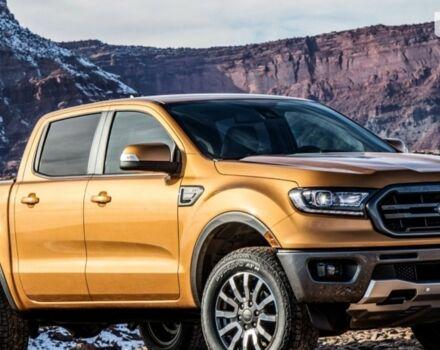купити нове авто Форд Рейнджер 2021 року від офіційного дилера БРИСТОЛЬ-АВТО Форд фото