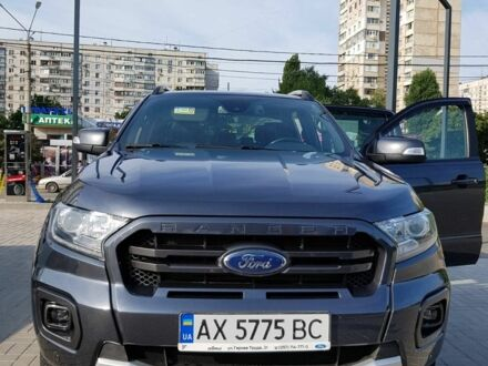 Серый Форд Рейнджер, объемом двигателя 2 л и пробегом 61 тыс. км за 36000 $, фото 1 на Automoto.ua