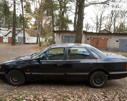 Черный Форд Скорпио, объемом двигателя 0 л и пробегом 420 тыс. км за 2000 $, фото 1 на Automoto.ua