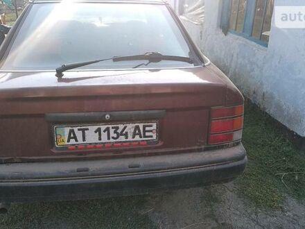 Червоний Форд Скорпіо, об'ємом двигуна 2.4 л та пробігом 187 тис. км за 1100 $, фото 1 на Automoto.ua