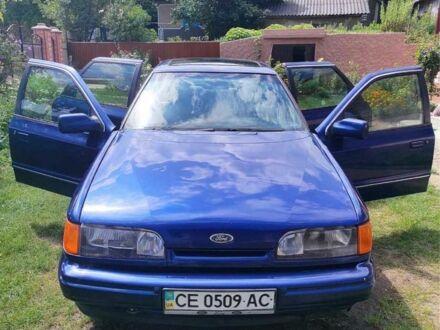 Синій Форд Скорпіо, об'ємом двигуна 2 л та пробігом 1 тис. км за 1400 $, фото 1 на Automoto.ua
