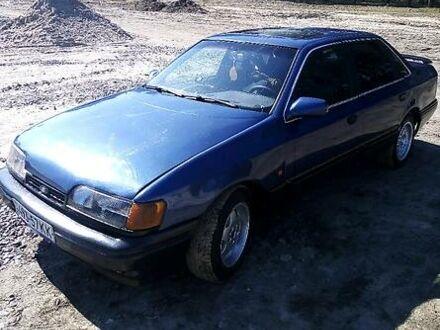 Синій Форд Скорпіо, об'ємом двигуна 0 л та пробігом 111 тис. км за 1600 $, фото 1 на Automoto.ua