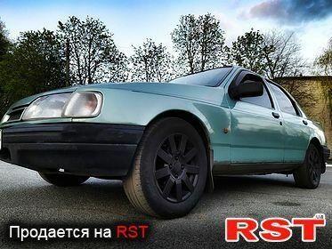 Зелений Форд Сієрра, об'ємом двигуна 2 л та пробігом 100 тис. км за 1650 $, фото 1 на Automoto.ua