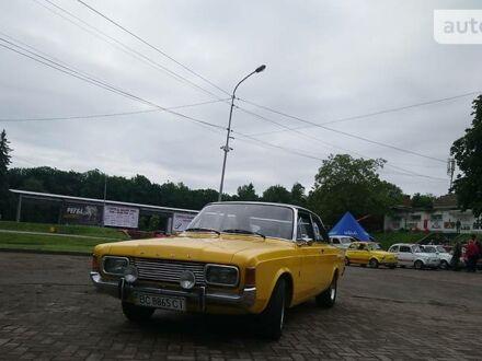 Желтый Форд Таунус, объемом двигателя 1.8 л и пробегом 20 тыс. км за 15000 $, фото 1 на Automoto.ua