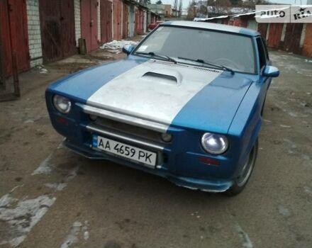 Синий Форд Таунус, объемом двигателя 2 л и пробегом 47 тыс. км за 2499 $, фото 1 на Automoto.ua