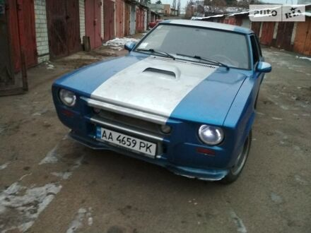 Синий Форд Таунус, объемом двигателя 2 л и пробегом 47 тыс. км за 2300 $, фото 1 на Automoto.ua