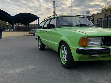 Зелений Форд Таунус, об'ємом двигуна 0 л та пробігом 100 тис. км за 1300 $, фото 1 на Automoto.ua