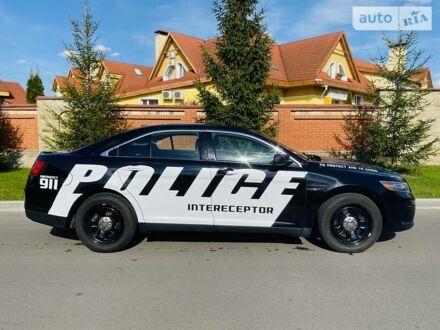 Черный Форд Таурус, объемом двигателя 3.7 л и пробегом 160 тыс. км за 10700 $, фото 1 на Automoto.ua