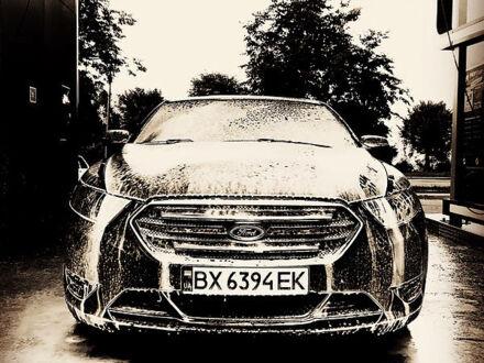 Чорний Форд Taurus, об'ємом двигуна 3.5 л та пробігом 94 тис. км за 16700 $, фото 1 на Automoto.ua