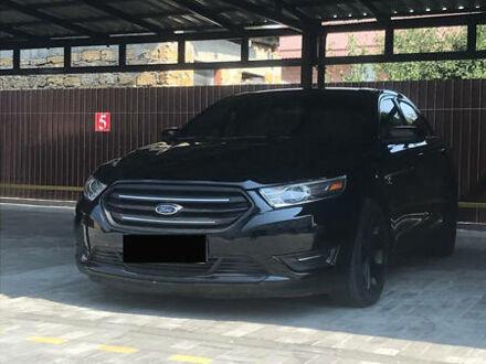 Черный Форд Таурус, объемом двигателя 3.5 л и пробегом 40 тыс. км за 15000 $, фото 1 на Automoto.ua