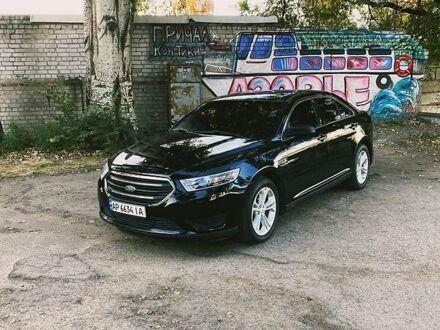 Черный Форд Таурус, объемом двигателя 3.5 л и пробегом 134 тыс. км за 15500 $, фото 1 на Automoto.ua