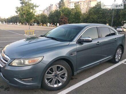 Серый Форд Таурус, объемом двигателя 3.5 л и пробегом 188 тыс. км за 8500 $, фото 1 на Automoto.ua