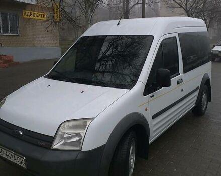 Белый Форд Турнео Коннект пасс., объемом двигателя 1.8 л и пробегом 250 тыс. км за 5800 $, фото 1 на Automoto.ua