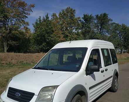 Белый Форд Турнео Коннект пасс., объемом двигателя 1.8 л и пробегом 288 тыс. км за 7000 $, фото 1 на Automoto.ua
