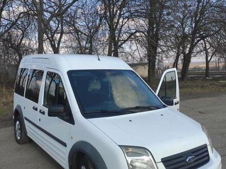 Білий Форд Турнео Коннект пас., об'ємом двигуна 1.8 л та пробігом 191 тис. км за 6900 $, фото 1 на Automoto.ua