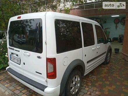 Белый Форд Турнео Коннект пасс., объемом двигателя 1.8 л и пробегом 206 тыс. км за 7150 $, фото 1 на Automoto.ua