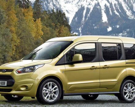 купити нове авто Форд Турнео Коннект пас. 2021 року від офіційного дилера БРИСТОЛЬ-АВТО Форд фото