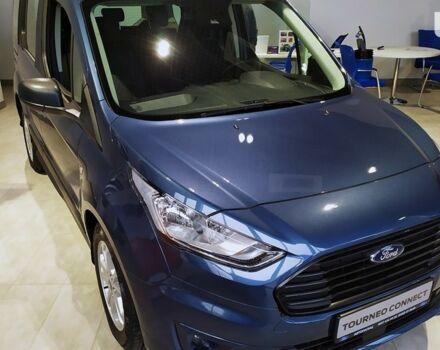 купити нове авто Форд Турнео Коннект пас. 2021 року від офіційного дилера АВТОПАЛАЦ ТЕРНОПІЛЬ Форд фото