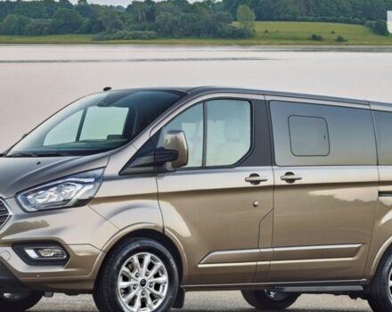 купить новое авто Форд Турнео Кастом 2020 года от официального дилера VIDI на Кільцевій Форд фото
