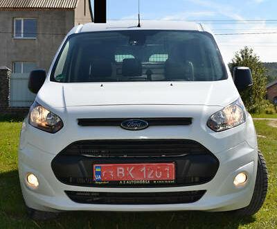 Белый Форд Транзит Коннект груз., объемом двигателя 1.5 л и пробегом 173 тыс. км за 11499 $, фото 1 на Automoto.ua