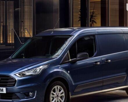 купить новое авто Форд Транзит Коннект груз. 2021 года от официального дилера БРИСТОЛЬ-АВТО Форд фото