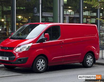 Форд Транзит Кастом, об'ємом двигуна 2.2 л та пробігом 0 тис. км за 28692 $, фото 1 на Automoto.ua