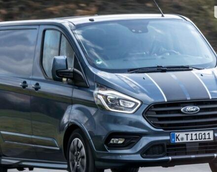 купити нове авто Форд Транзит Кастом 2020 року від офіційного дилера БРИСТОЛЬ-АВТО Форд фото
