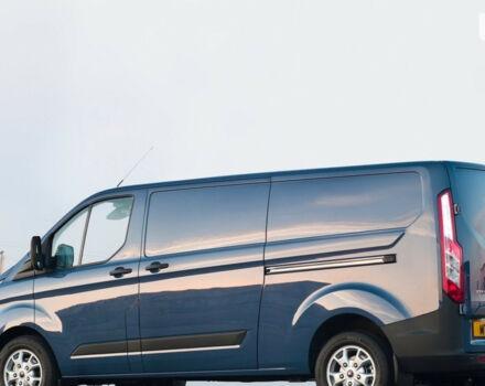 купити нове авто Форд Транзит Кастом 2020 року від офіційного дилера АВТОПАЛАЦ ТЕРНОПІЛЬ Форд фото