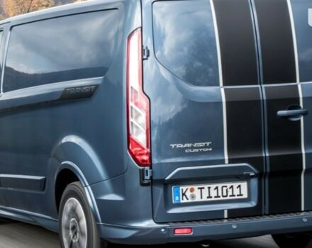 купить новое авто Форд Транзит Кастом 2021 года от официального дилера БРИСТОЛЬ-АВТО Форд фото