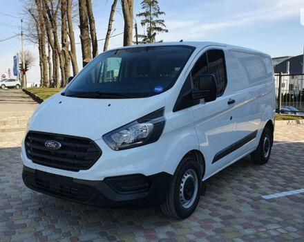 купити нове авто Форд Транзит Кастом 2021 року від офіційного дилера АВТОПАЛАЦ ТЕРНОПІЛЬ Форд фото